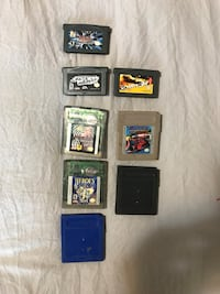 Gameboy and Gameboy advance games  St Catharines, L2P