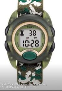 Kids timex watch De Pere, 54115