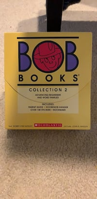 Bob Books COLLECTION 2 San Francisco, 94134
