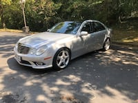 2009 Mercedes E 350AMG Falls Church
