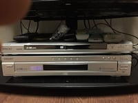 gray Sony DVD player with remote Montréal, H8Y 1S1