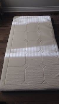 Twin XL - foam white cushion. Regular price $250 Burlington, L7L