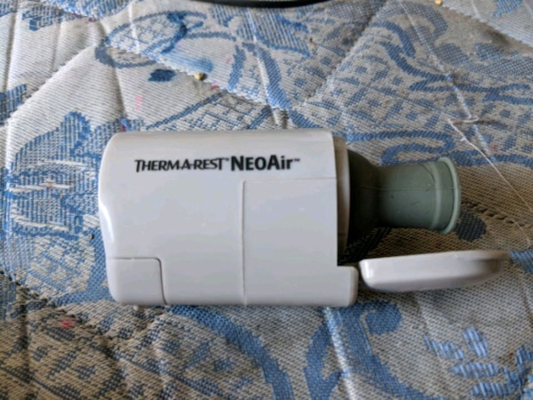 Thermarest NeoAir tool