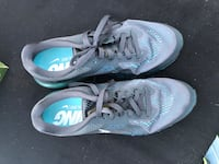 Two pairs men's Nike shoes 9.5  Smyrna, 37167