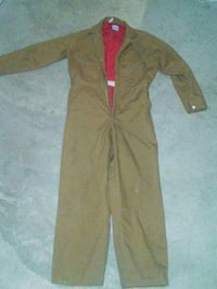 Small youth insulated work coveralls  Watertown, 53094