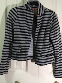 VEST jacket stripes Calgary, T3J 0P2