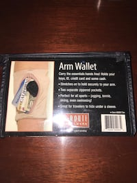 Sport or security wallet Winfield