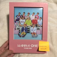 WANNA ONE - 1x1=1 (TO BE ONE) Album