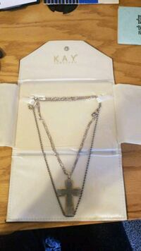 Men's Sterling Silver Chains (Kay Jewelers) East York, 17402