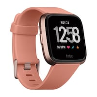 Fitbit Versa. Pick From 3 Colors Black/ Gray/Silver/ Peach/Rose Gold  Maryland