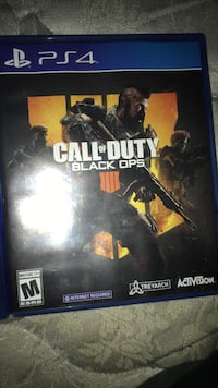 Ps4 call of duty black ops 4 Sterling, 20164