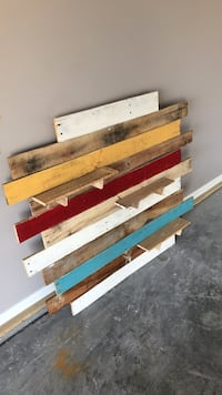 Rustic Wooden Shelf Richmond, 40475