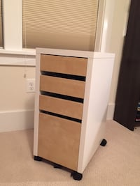Desk side Cabinet Chevy Chase, 20815