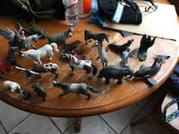 assorted animal ceramic figurines Wauwatosa, 53222