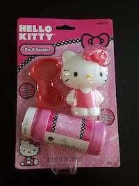 Hello Kitty Bubble Toy