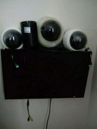 Four cameras and monitor North Little Rock, 72118
