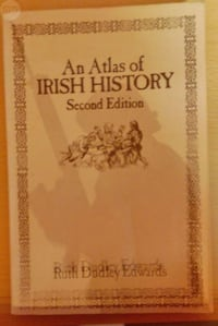 Libro: An Atlas of IRISH HISTORY Oviedo