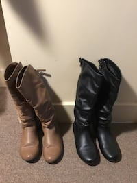 2 Pair of Boots North Grosvenordale, 06255