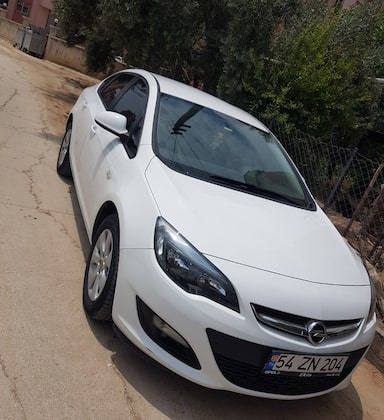 2016 Opel Astra 1.6 16V 115 PS EDITION PLUS 4d9dfce2-8954-490b-9a68-a1eb89167807