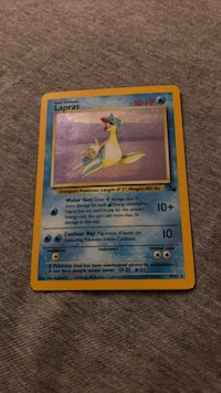 Pokemon trading card game box Creve Coeur, 63141