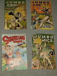 Comic book front covers from the late 1960s Waldorf, 20602
