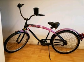 "40th Anniversary Nirve ""Pink panther"" 26"" Beach Cruiser"