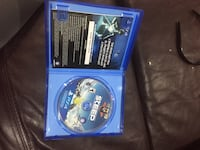 PlayStation 4 steep game used once bough it but didn't like it  Winnipeg, R3T 6A3