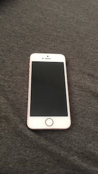 Rose gold IPhone SE Alfred, 14802