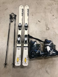 Women's skis/boots/poles Ashburn, 20147