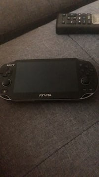 Ps vita fully working no charger with it  we can negotiate  Edmonton, T5Z 2K5