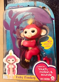 Authentic baby bella fingerling, brand new. price is firm
