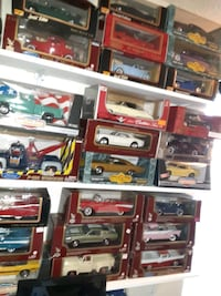 Toy cars 23 year's old new