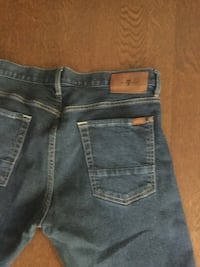 7 For Mankind Slimmy Jeans Mens
