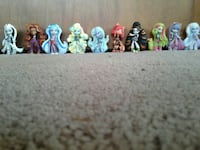 Monster high vinyl collection South Charleston, 25303