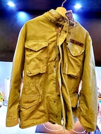 U.S Army Cold Weather Trench Coat Toronto, M5A 3H7
