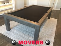 Pool Table Movers Houston, 77057