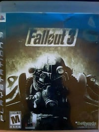 Fallout 3 PS3 Los Angeles, 90047