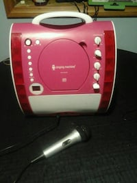 Karaoke Singing Machine (Negotiable) St. Louis, 63138