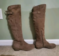 Womens Suede GUESS boots Mount Airy, 21771
