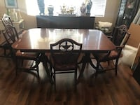 Mahogany dining table  Temecula, 92591