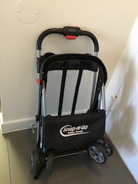 baby's black and white Graco stroller Silver Spring, 20910