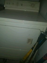 white front-load clothes dryer Gainesville, 32641