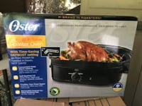 OSTER TURKEY ROASTER OVEN 18 qt - BRAND NEW! Mill Valley