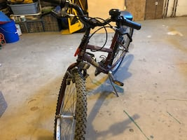 Mountain Track TRAK Bike