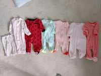 Winter clothes girls 3 month size Germantown, 20876