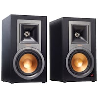 Klipsch Reference R-15PM Powered bookshelf speakers with Bluetooth and built-in phono preamp Brampton