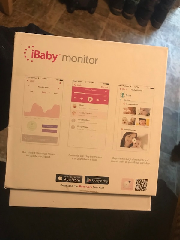 Used Ibaby Monitor For Sale In Weston Letgo