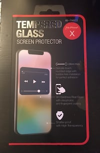 iPhone X Screen Protector  Downey, 90241