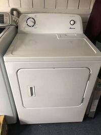 Dryer works great we are moving and we can't take it with us  Norfolk, 23513