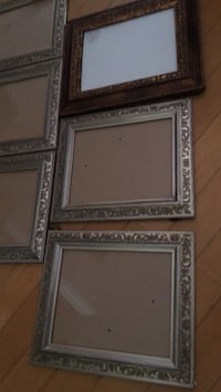two square gray wooden photo frames 奥兰多, 32832